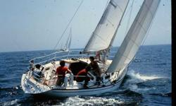 Classic Sparkman and Stephens designed. five sails, gemini racing headfoil. phone calls only please 781-534-3525Listing originally posted at http
