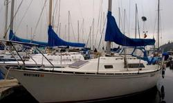 Where are you sailing this summer? I you really want to be sailing, then check this boat out, and finally do it! s/v Liberty is a great sailing C&C, well known for her light-air sailing ability, and full smiles in heavy air too! It's easy to be impressed