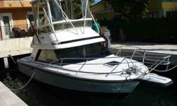 looking to down size to open fishing boat with trailer. Will trade my 29' Phoenix Sport Fishing Boat Call Bob 954 907 2842. Some Features include 2 volvo inboard Diesel engines , airconditioning at sea , sleeps six and much more . it's NOT ok to contact
