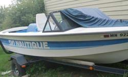 Its a 19 ft ski boat that needs help. we wanted a project boat to fix up over time but just found no time for it. Thanks, Call if interested. 612-759-8422 and my name is DarylListing originally posted at http