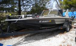 175HP Mercury outboard w/trailer. Runs good and is ready to go fishing! For more info call 317-985-3628.