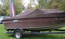 1985 SYLVAN RUNABOUT NEW SEATS WATER READY CALL STEVE(317-910-3192) FOR MORE DETAILS THANKS AMFMCD PLAYER FISH FINDER MOTOR RECENTLY SERVICED RUNS A-1 TRAILER IN ATTRACTIVE SHAPEListing originally posted at http