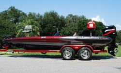 gvgjmb........BOAT: (TJZ1P376J800) 2000 TRITON TR-21 20.6' BASS Boat. Color is Red/Black/Silver Metallic - Very Sharp looking! Extremely well built Bass Boat - Top of the Line. The boat is completely solid inside and out! All Compartment lids are in