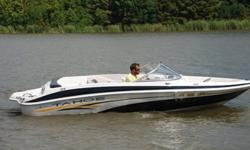 The boat is in excellent running condition. Boat was reported as having less than 50 hours. Everything works accordingly. The engine, lower unit 3-Blade Prop, appear to be in excellent condition. We have fully serviced this boat at our dealership and know