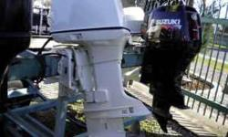 70hp Evinrude Outboard , Tilt & Trim , Fresh Paint , good comp , runs well , for more info call Ruben A Ramos at or e-mail