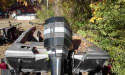 I have ranger bass boat 150 mercury outboard not sure what year boat is. Nice trailer with new tires. Boat runs great but i haven't. 2ran it in a while. has a trolling engine that works fine. it has two dry storages and two live wells and a storage for