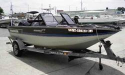 The Boat Yard Inc. Tracker Magna 17' 17' Magna Tracker , Alum Dual Console , Live well , Fishing Seats , Storage , 90hp Evinrude , Galv Trailer , For more info call Ruben A Ramos at 504-236-0119 or e-mail