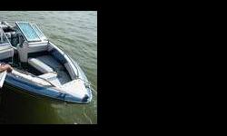 1987 Sea Ray Seville with trailer. 17ft fully operational. New tires,cover, wiring,and battery 2011. Has had yearly maintenance and motor is bullet proof. Comes with manufacturer manuals as well as maintenance guides. The only thing that is wrong are the