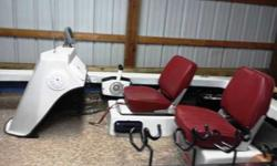 GLASSMATE BASS BOAT65hp Evinrude...runs goodIncludes Trailer, Fishfinder (w/ depth & temp), Onboard charger, Newer battery, Livewell, NEW Cd system & Speakers, nine NEW Rod holders (the good metal ones, not cheap plastic), ALL NEW floor & carpet, three