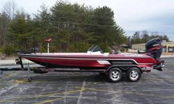 LOOK LOOK LOOK !!!!!! HERE IT IS !!!!! TOP OF THE LINE !!!!! 2006 SKEETER ZX-250 21FT BASS BOAT,250 YAMAHA V-MAX ENGINE(ONLY 77 HOURS !!! )SEASTAR HYDRAULIC STEERING,V-MAX SERIES STAINLESS PROP,SLIDEMASTER JACK PLATE,ROD ORGANIZER,ROD BOX AND 4 STORAGE
