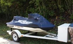 For sale jet ski and dock lift call 256.766.8474 ...$2750