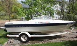 ORGINAL OWNER. VERY LOW Hours. Bought New 10 years ago for $22,000. Listed is a 2003 Bayliner Bowrider boat powered my a Mercury Mercruise 3.0 motor. THis boat is slightly over 19 feet in length with an 8 foot beam and has been used for 4 short seasons on