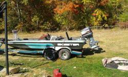 1988 yamaha for,sale or,trade for,truck runs,great has stainless propeller and power tilt,and trim, texte or email me,if interested 715 308 8304Listing originally posted at http