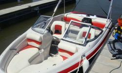 BEAUTIFUL Q4 PURCHASED NEW IN 2009. Used 5 to 10 times each year so about 25 total times used. Matching Trailer in mint shape as well. Fuel injected engine, goes about 70 MPH. GPS / fish finder.