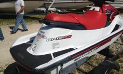 Gorgeous 3 seater Yamaha with only 160 hours! The whole ski has been redone and is mechanically like new! 573-552-1725