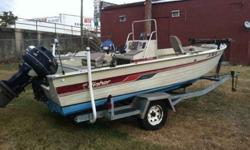1989 fisher deep v 18' fishing boatEvinrude 100 (just serviced)Omc trolling engineNew batteriesJust serviced and ready to fishPriced to sale fastSale price $2990Calls only 205-965-8638No trades, no emails, no textsListing originally posted at http