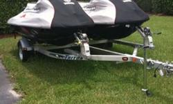 Two 2009 Yamaha FZSImpeller 3-Blade, Stainless Steel Length 132.7 in (3.37m) Width 48.4 in (1.23m) Height 45.7 in (1.16m) Dry Weight 813 lb (369kg) Fuel Capacity 18.5 gal (70 L) Oil Capacity 1.1 gal (4.2 L) Vehicle Capacity 3 person/ 529 lbs (240 kg)