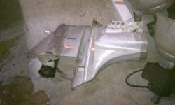 I Have a good working OMC outdrive off a 1986 runabout. It woirked fine when i removed it just partin g out the boat it was on. Im asking $300 for it. I have other OMC parts as well. Call/txt 502 472 5829Listing originally posted at http