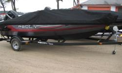 2011 Recon 785 Single Console with 150hp Mercury Optimax(4 yr. warranty) & Yamaha T-8 4-stroke kicker(2 yr.warranty). Kicker controls installed at driver's seat. Panther stainless steering link between big motor & kicker motor. (1)Motors starting battery