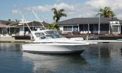 Visit www.BallastPointYachts.com FOR MORE PHOTOS AND DETAILS.The 30? Bertram's 30 Moppie has been one of Bertram?s most popular models due to its rough water ride and is a great looking Fishing machine. With her 24 degree deadrise she runs thru rough
