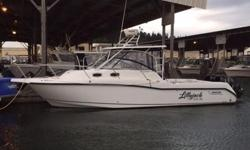 30' BOSTON WHALER 305 CONQUEST 2008 FOR SALEView More Details and Photos at: www.BallastPointYachts.comLater model 30' Boston Whaler 305 Conquest model for sale on the west coast and powered by the preferred Mercury 250 Verado 4-stroke engines. Loaded