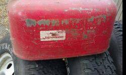 6 gallon outboard tank, not rusted out call or txt Ken 763 228 3547Listing originally posted at http