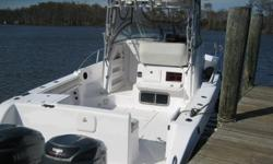 ///Here's your chance to own a nice twin engine boat for a fraction of its value. The electronics have all been removed, as well as the 110 volt generator and the air conditioning system. New batteries recently installed and the Yamaha 250 engines crank