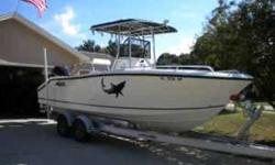 2005 Mako 23 CC This vessel has a great set up for fishing offshore! Owner takes alot of pride in the care and maintenance of his boat which is evidenced by how clean she is inside and out! Please submit any and ALL offers - your offer may be accepted!