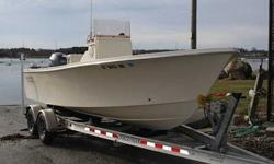 2008 Jones Brothers Marine (Warranty till 2014!) FOR QUESTIONS CONTACT