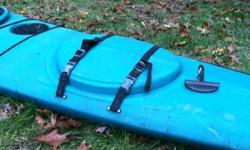 """Wilderness systems alto sea/ocean kayak15' 8"""" long and 22"""" wideGood plus to VG pre-owned condition$325I live downtown RaleighMy # is 919-673-8367ThanksListing originally posted at http"""