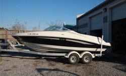 2007 Sea Ray 210 SELECT Come see our newest trade in at MarineMax in Gulf Shores! This 210 Select is the definition of precision performance and extreme comfort. There are very low hours on the Mercruiser 5.0 and it is ready to get out on the water! Check