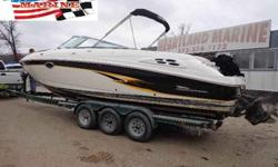 2000 Chaparral 280 SSi For Sale by Heartland Marine Boat Sales - Sunrise Beach, Missouri Exterior Color