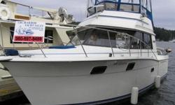 No longer used, loss of captain forces sale. Seller motivated! Some repairs needed, seller offering $5000 credit for acceptable offer. Kept under cover in Kingston slip. Carver has 2013 survey and needs a few things to make it perfect. Zincs replaced in