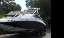 2008 Sea Doo Challenger 230 SE Wake Tower 23 Length