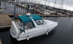 This is your boat, that is if you are looking for the perfect family cruiser that is also priced to move quickly. Very nice clean 33' Chris Craft Crowne. One of the best designs Chris Craft has built to date. With 2 outer Settees, it is the perfect family