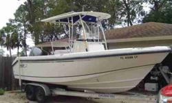 2001 Boston Whaler (2006 4 Stroke!) *** FOR QUESTIONS CONTACT