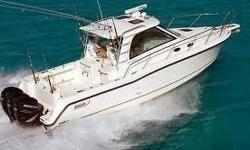 34' BOSTON WHALER 345 CONQUEST 2008 FOR SALE ? TRULY PRISTINE CONDITION! View More Details at www.BallastPointYachts.com 50th Anniversary Edition Located on the West Coast - this Boston Whaler 345 Conquest is Loaded and in Pristine Condition! Powered by