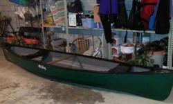 Canoe is in terrific conditionI have owners manual$375262-470-3829Listing originally posted at http