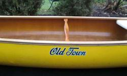 The canoe is in good condition and is ready to paddle. It measures 16' long and has a 700 lb weight capacity so it can carry plenty of gear. It is solid with no leaks, cracks, or holes. Asking 350. Call 845 558 5270Listing originally posted at http