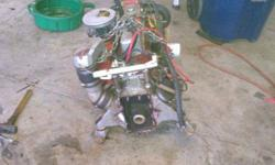 I have a 2.5L four cylinder omc engine out of a 1986 Cobia runabout. Engine worked fine when I pulled it, im parting out the boat. Complete engine is $350 obo. Call or txt 502 472 5829Listing originally posted at http