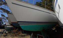 This 1987, Pearson 31 is located in Osterville, MA and is available for showing by appointment only.The Pearson 31-2 was produced between 1987 and 1991. This is the perfect boat for a young family, an experienced sailor looking to downsize, or as an