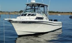 all new major part, new Garmin 740S radar, twin 2002 Merc Optimaxes 225 Hp- This is a very clean, well cared for boat. Selling to move up to larger boat.