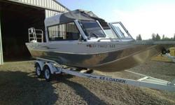 I have a 2004 Weldcraft Legecy Jet boat with trailer. Everything is like new! Vortec 330hp Hamilton 212 Jet. Only 120 hours. email me at