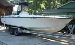 1986 OCEANIC 26, THIS 1986 OCEANIC IS POWERED WITH A 270 HP CUMMINS DIESEL INBOARD ONLY 600 ORIGINAL HOURS WITH ALL SERVICE RECORDS. JRC FF50 SOUNDER, GARMIN GPS 2006C, STANDARD VHF, JVC AMFMCD, OUTRIGGERS, DOWNRIGGERS, 120 FUEL TANK. LOADMASTER TRAILER