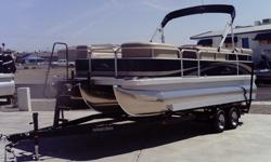 A Brand New 2012 Bennington 23' SLI/ w/Merc/4.3 I/O Loades with Extras, this boat retails for $56,000.00 to many options to list, Call for more info 562-253-4072 Lonnie Or 928-453-2300