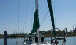 Trillian is a well maintained and equipped C&C She performs very well as C&C sailboats do. There are a number of extras like a good bosun's chair, spare steering cable, spare mast boot, mast steps, two anchors with chain and rode, rod rigging, and much