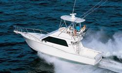35 CABO YACHTS FLYBRIDGE 2005 FOR SALE IN SAN DIEGO. See more photos and details of this boat at www BallastPointYachts com. The quality of our 35 Flybridge is legendary. She was the first boat off the CABO line in 1991, and over the years this pocket