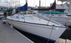 Schockwave is a race proven, well equipped boat, rating 75 PHRF... Go play with the similar-rating J-35's and beat them at their own game... mix it up with something a bit different! The owner, recognizing his age, is reluctantly putting her on the market