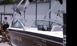 2005 Supra 22ssv Gravity games edition with only 289 total hours and second owner. Custom stereo including