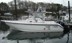 2001 Boston Whaler Center Console FOR QUESTIONS CONTACT